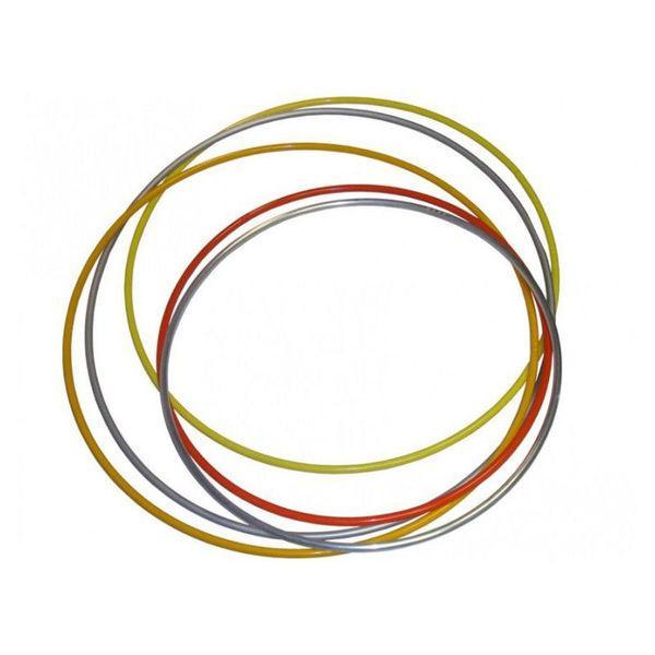 Обруч металлический утяжеленный Украина 900гр  045812
