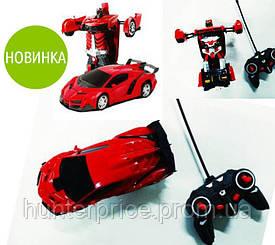 Радиоуправляемая машинка-трансформер Robot Car