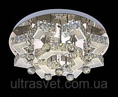 Люстра светодиодная потолочная с пультом 66016