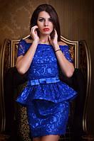 Коктейльное платье ск419/1, фото 1