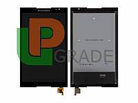 Дисплей для Lenovo S8-50F 8.0'' + touchscreen, черный
