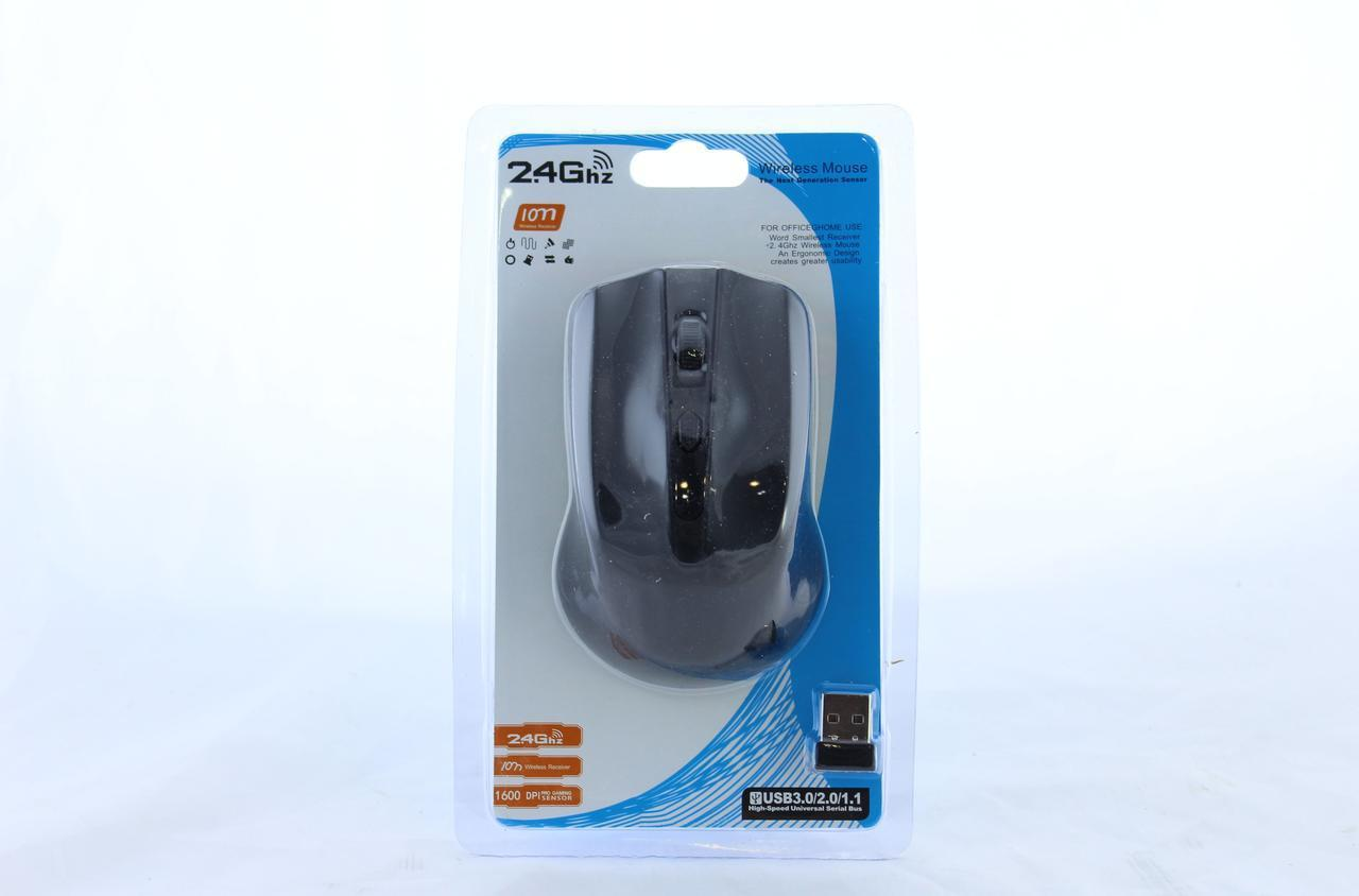 Мышка MOUSE 211 Wireles (100) в уп. 100шт.