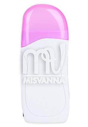 Воскоплав кассетный (Depilatory Heater) Нагреватель воска YM-64 для депиляции волос (pink), фото 2
