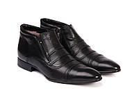 Ботинки Etor 6057-780 черные, фото 1