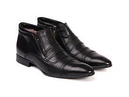 Ботинки Etor 6057-780 черные