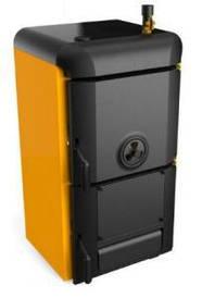 Qvadra Solidmaster KR-S 4 секции, 28 кВт (с регулятором тяги)