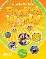 English World 3 Teacher's Guide with Pupil's eBook (книга для учителя с кодом)