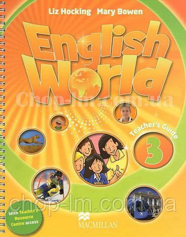 English World 3 Teacher's Book (книга для учителя), фото 2
