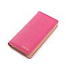 Кошелек женский на молнии Ярко-розовый, фото 2