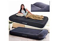 Intex 64141 Надувной матрас Intex Pillow Rest 99х191х25 см