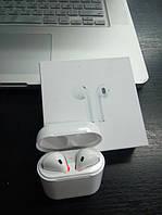 """Беспроводные наушники Apple  AirPods (MMEF2) """"""""Реплика"""""""""""