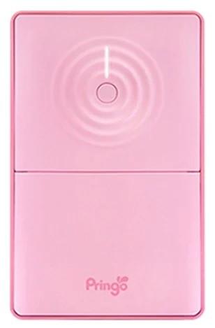 Фотопринтер HITI Pringo P232 Карманный фотопринтер для мобильного телефона, WIFI, Розовый (SUN0430)