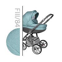 Универсальная детская коляска  BABY MERC FASTER STYLE 2  2 в 1FII/84