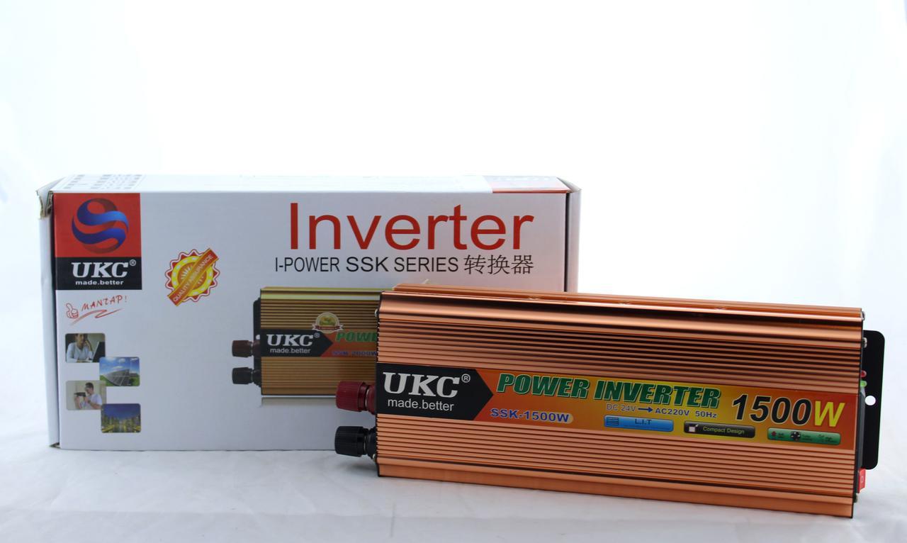 Преобразователь AC/DC SSK 1500W 24V (30) в уп. 30шт.