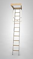 Чердачная лестница  Bukwood ECO Metal Mini