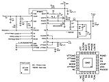 RT8207L / RT8207LGQW [EF] WQFN-24L контроллер питания, фото 5