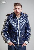 Куртка мужская STREET ELITE c мехом на капюшоне, фото 1