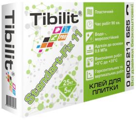 Клейова суміш для плитки Tibilit Standart-Fix11