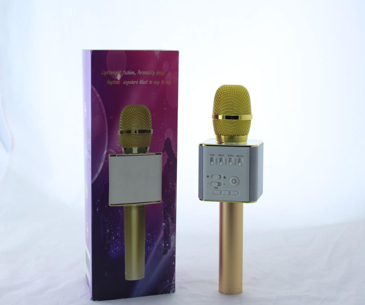 Микрофон DM Karaoke Q9 (40) в уп. 40шт.