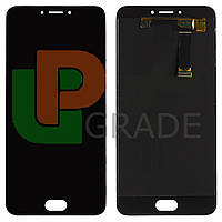 Дисплей для Meizu MX6 (M685) + тачскрин, черный