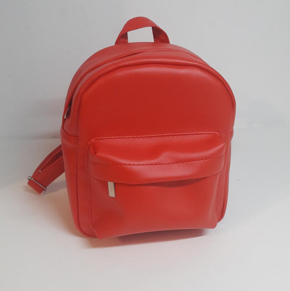 8aaf1509565f Женский рюкзак Самбег Брикс SSH красный , цена 440 грн., купить в ...