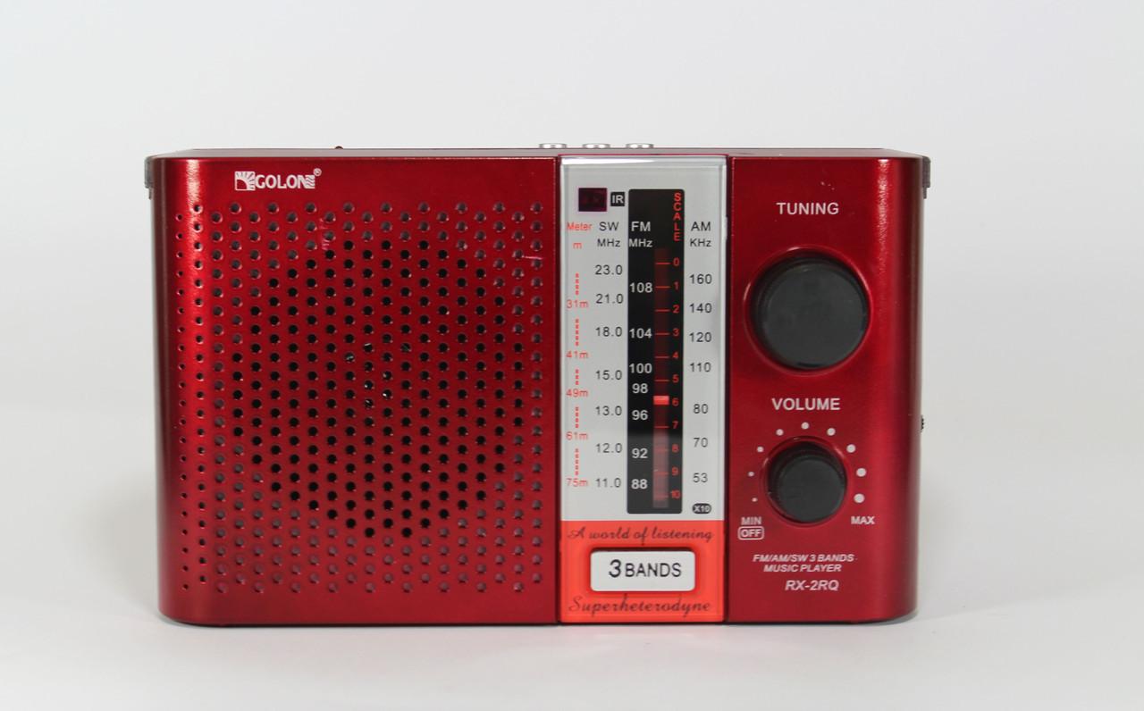 Радио RX F12 (Продается только ящиком!!!) (30)   в уп. 30шт.