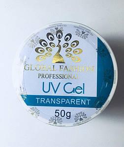 Гель Global прозрачный, 50 g.