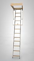 Чердачная лестница  Bukwood ECO Metal ST