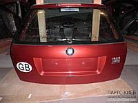 Б/у Крышка багажника фургон на Skoda Fabia I (2000 - 2008) 6Y2, 6Y5