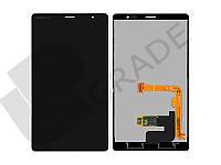 Дисплей для Nokia X2 Dual Sim (RM-1013) + тачскрин, черный