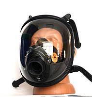 Полнолицевая маска Delta Plus M9000 (Франция)