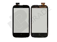 Тачскрин для Nokia 510 Lumia, черный