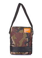 Камуфляжная сумка на плечо POOLPARTY, фото 1
