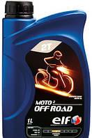 Масло для 2-тактных двигателей Elf Moto 2 OFF Road 1L