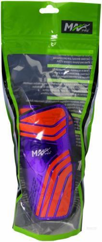 Щитки футбольные MaxxPro SG-B1906