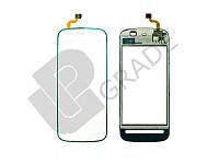 Тачскрин для Nokia 5230/5228/5233/5235, белый