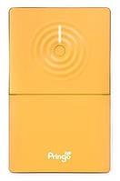 Фотопринтер HITI Pringo P232 Карманный фотопринтер для мобильного телефона, WIFI, Желтый (SUN0431)