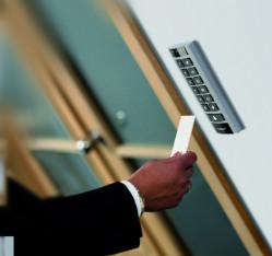 Контроль доступа для помещения с PSU