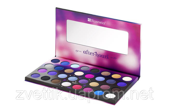 Професійна палетка BH Party Girl After Hours Eyeshadow Palette