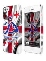 Чехол для iPhone 4/4s/5/5s/5с, Динамо Грузия