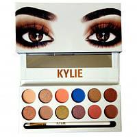 Набор теней Kylie The Royal Peach Palette (12 цветов)