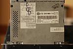 Автомагнитола оригинал Volkswagen T5, Passat, Jetta, Golf RNS 510 LED б/у 1T0035680AX, фото 8