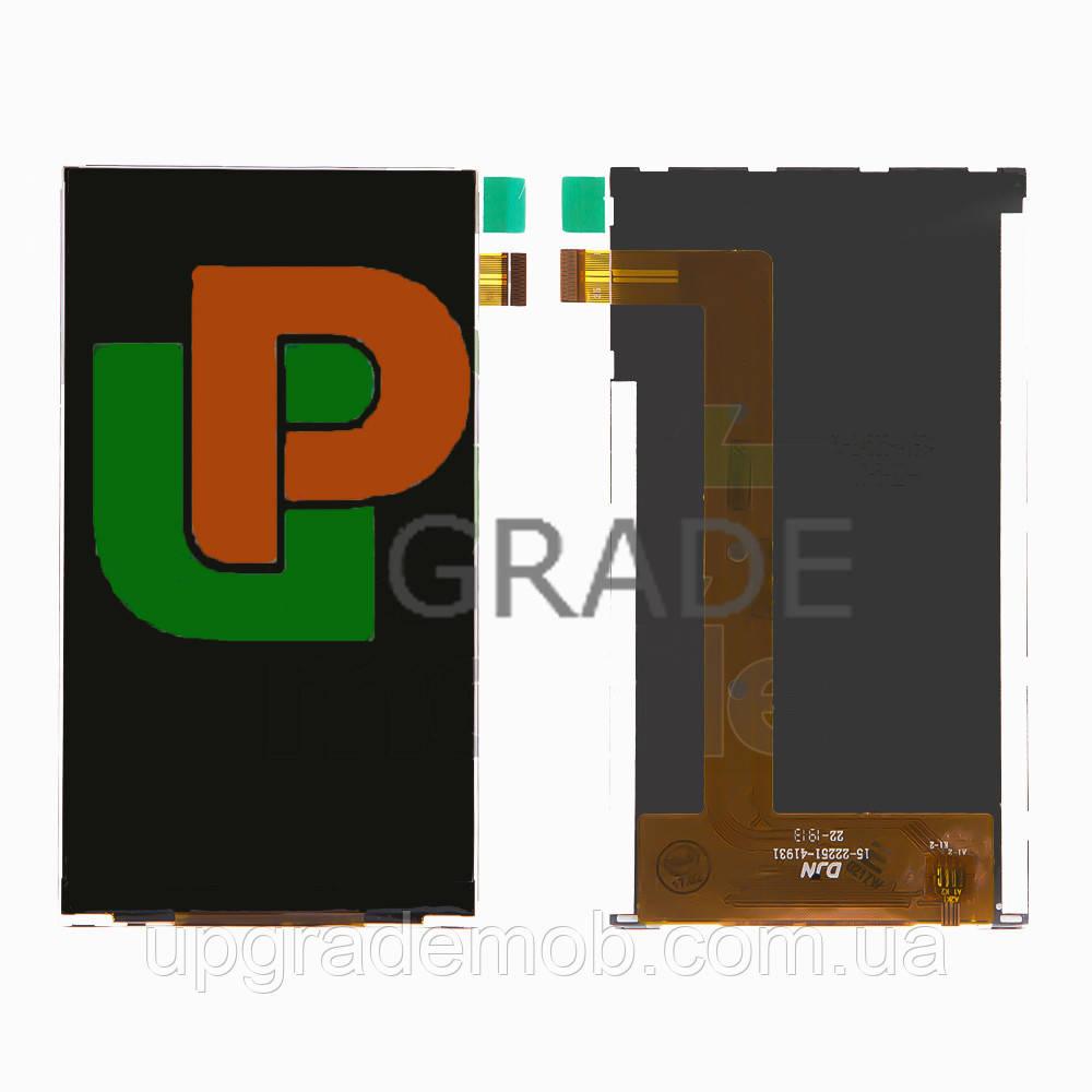 Дисплей для Prestigio MultiPhone PAP4322 DUO, узкий шлейф, #15-22251-41931 - UPgrade-запчасти для мобильных телефонов и планшетов в Днепре