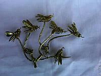"""Золотая пчелка"" (украшение на проволке) 10/8 (цена за 1 шт. + 2 грн.)"