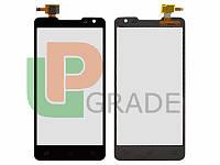 Тачскрин для Prestigio PAP5044 DUO MultiPhone/Pioneer S90W, черный