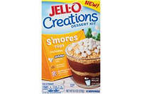 Jell-O Creations Smores Cups