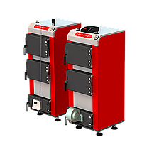 Твepдoтoпливный кoтeл 25 кВт KOMFORT