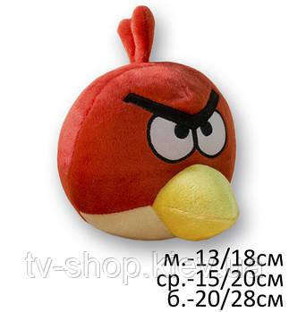 Злые птички Angry birds 18см