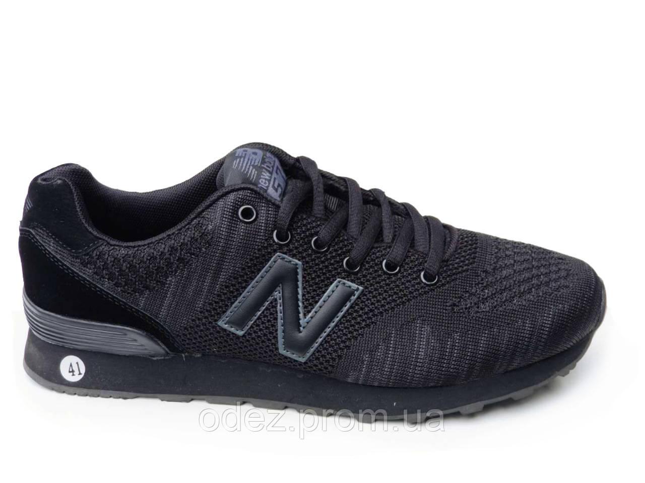 dfcec31561cc Мужские кроссовки New Balance NB 574 ML черные сетка. - Интернет-магазин  спортивных товаров