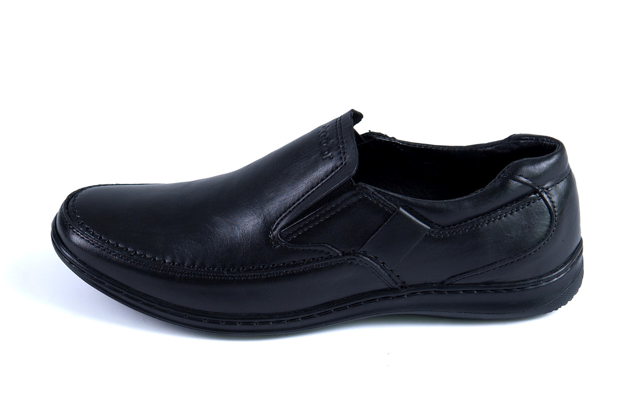 Мужские кожаные туфли Matador Officer shoes 40